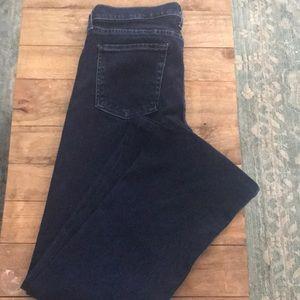 7FAMK boot cut jeans